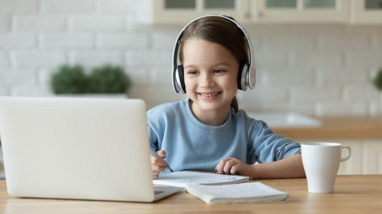 ingles online niños